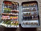 120 BEST SELLERS IN A R&F FLY BOX