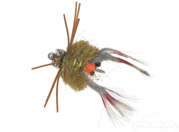 Kung fu crab trout flies australia fly fishing products for Online fly fishing store