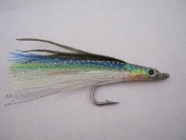 Sea Habit Bucktail Anchovy