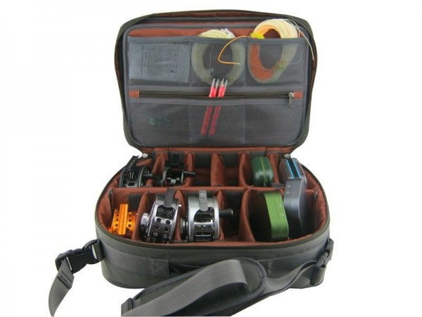 Fly Reel Maga Combo Platinum Reel Case Trout Flies