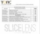 Tonic Eye-wear  Prescription Lens Program  from $470.00