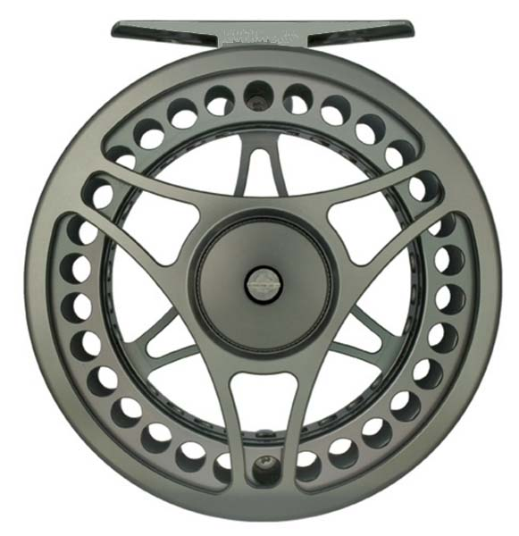Fly Fishing Reel Drawing