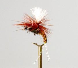 Woven Klinkhamer amber/brown