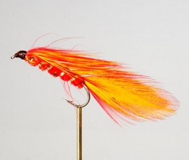 Red Peril Matuka Streamer
