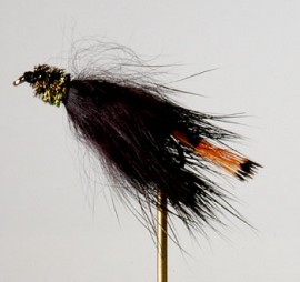 Sloans Black Fur Fly