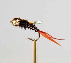Bead Head Black/Copper
