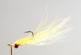 Clouser Yellow/White