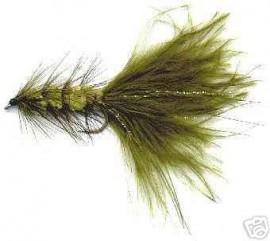 Olive Wooly Bugger