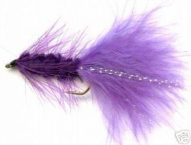 Purple Wooly Bugger
