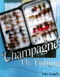 50 Flies From John Sautelles Book Champagne Fly Fishing