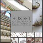 20 Tungsten Bead Head Jig and Czech Nymph Boxed Collection