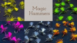 Magic Quill-hammers in 5 colours