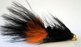 Bead head Wee Wooly Bugger mk11