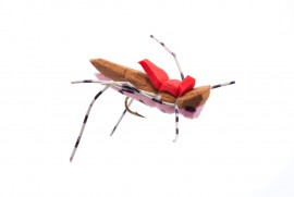 Moorish Hopper Tan/pink