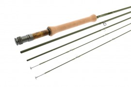 Czech Nymphing  Nano-Helix  IM12 10' #3 or 4wt  Fly Rod