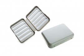 R & F Fly Box with new improved  Slit Foam For 235 flies