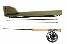 River to Reef Nano Helix Universal Fly Rod 8-10