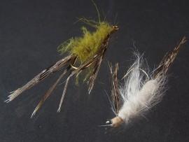 Rinehart's Soft Shoe carp fly
