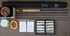 FLY ROD REEL HI END COMBOS  WARRANTY ORIGINAL OWNER LIFETIME WARRANTY