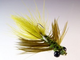 Damsel Bugger Carp Fly
