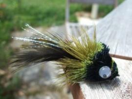 Dahlberg Diver Black/Olive