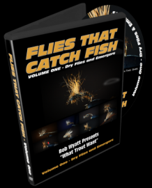 Flies that Catch Fish - Volume One