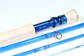 Super S-glass fly rod  8'0