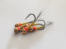 Tungsten Jig Yellow Perdigon