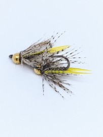 Tungsten Jig Tactical Partridge Caddis