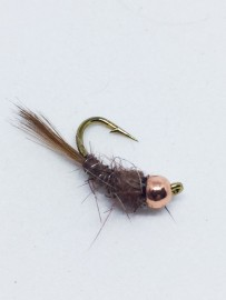Copper Bead Scruffy Bunny  Australia's Best of the latest fly trends