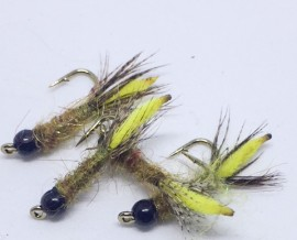 BH Black Peeping Caddis Australia's Best of the latest fly trends