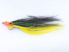 MK11 Clouser Brown Yellow