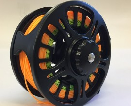 Aluminium Cast 2020 Fully Loaded Fly Reel with line of your choice 5/6/7