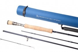 The Discovery NANO Salt Fly Rod  #8 & #10