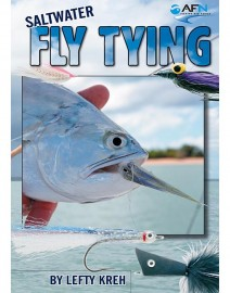 DVD Fly Fishing - Saltwater Fly Tying with Lefty Kreh