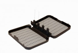 The R &F Design Threader Slitfoam fly box