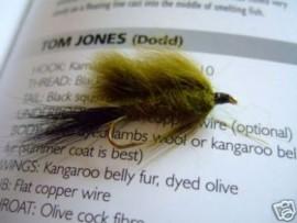 Tom Jones (Dodd) Wet Fly