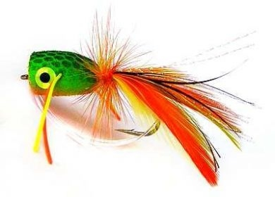 BASS BUGS, POPPERS & STREAMERS
