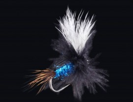 BLOW FLY CDC,BLUE or GREEN BODY, SIGNATURE SERIES FLIES