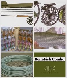 BoneFish Combo WARRANTY ORIGINAL OWNER LIFETIME WARRANTY