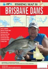 Brisbane Dams  Map 30: