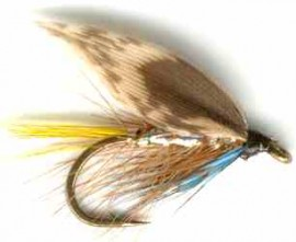 Invicta Silver Caddis Wet Fly