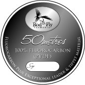 100% Fluorocarbon Tippet 50m