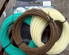 Rod and Fly Fast Sinking Fly Line W/F #5,6,7,8,9,10