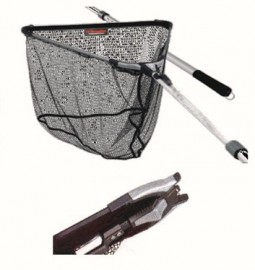 Deluxe Folding Telescopic Landing Net