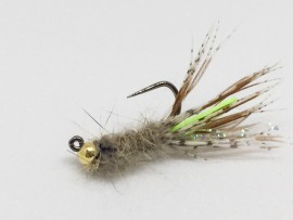 Tungsten Jig Tactical Peeping Caddis