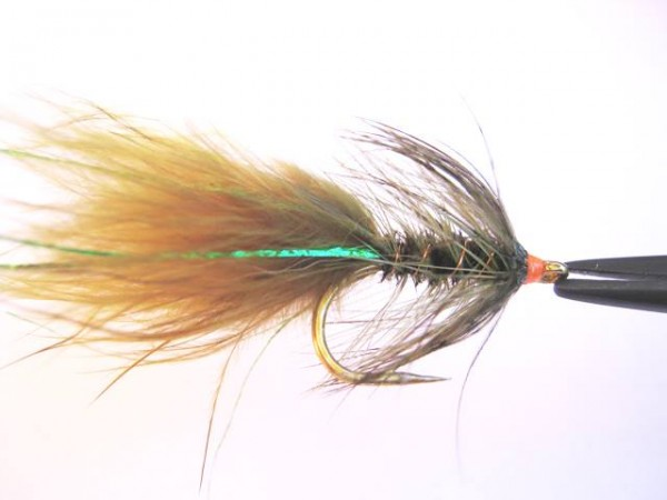 The magoo orange head tungsten bead trout flies for Online fly fishing store