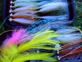 33 the Best Saltwater Fly Fishing Flies in a fly box