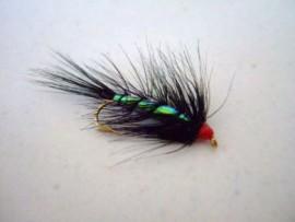 Fuzzy Bugger Green