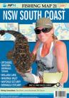 South Coast NSW Map 21: